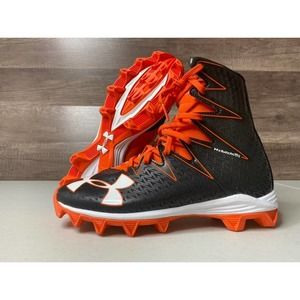 Under Armour Highlight Black Orang Cleat